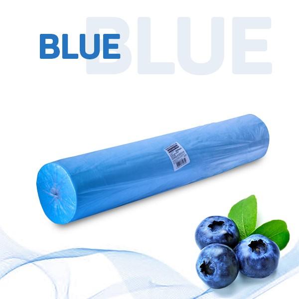 Простыни СМС 200*70см Standart в рулоне (голубые)