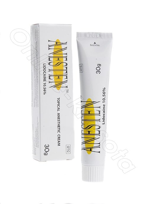Anesten (Анестен) — охлождающий крем