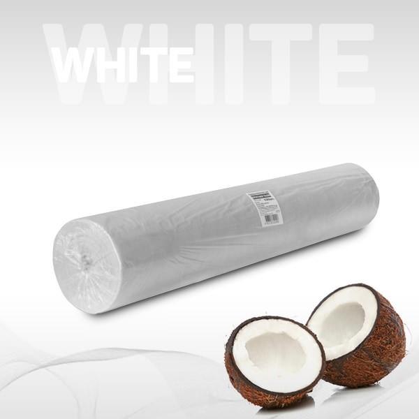 Простыни СМС 200*80 см в рулоне (белый)